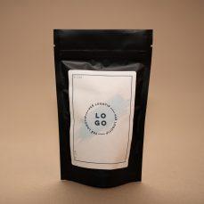 Črna vrečka - cela etiketa